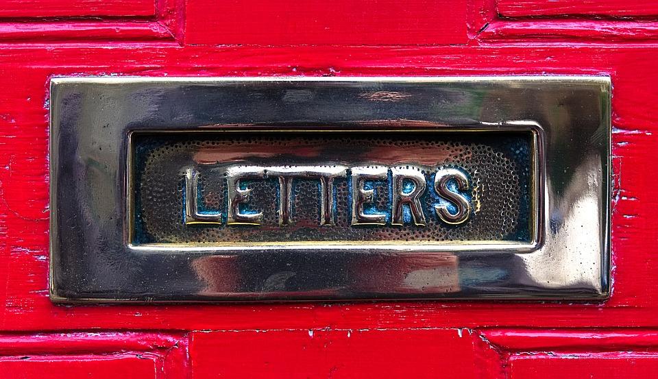 dopisní schránka