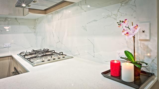 orchidej v kuchyni